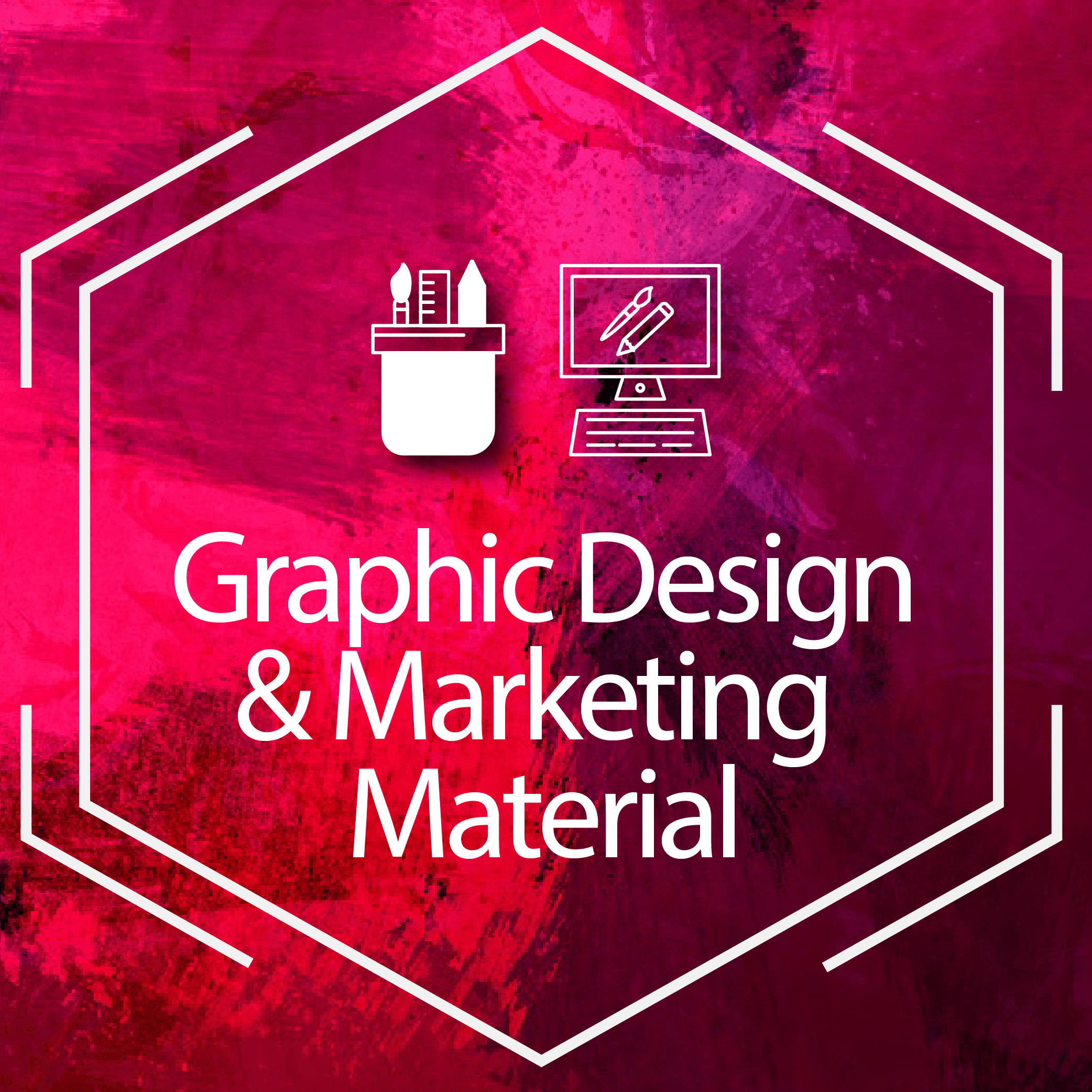 Graphic Design & Marketing Material